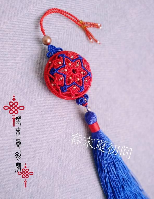 中国结论坛 《洛染》香包系列挂件 镶珠,香囊 作品展示 120940wyxx10dcf9ufi1s1