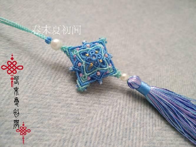 中国结论坛 《洛染》香包系列挂件 镶珠,香囊 作品展示 120941yjspaq111ia2js18