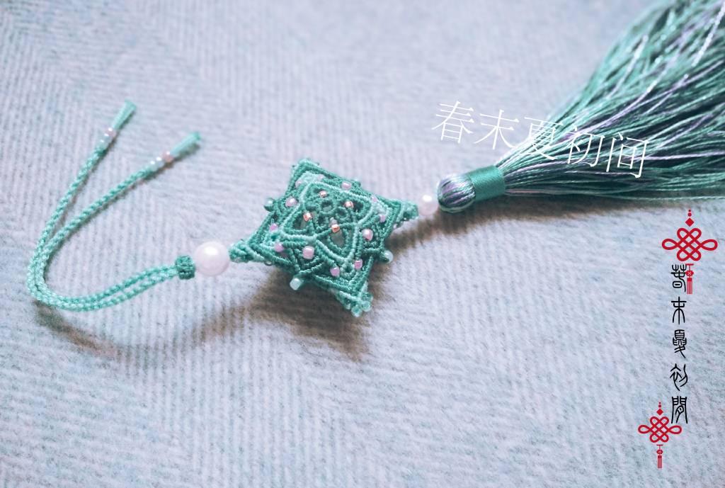 中国结论坛 《洛染》香包系列挂件 镶珠,香囊 作品展示 120944f11sdzvslvgshzsx