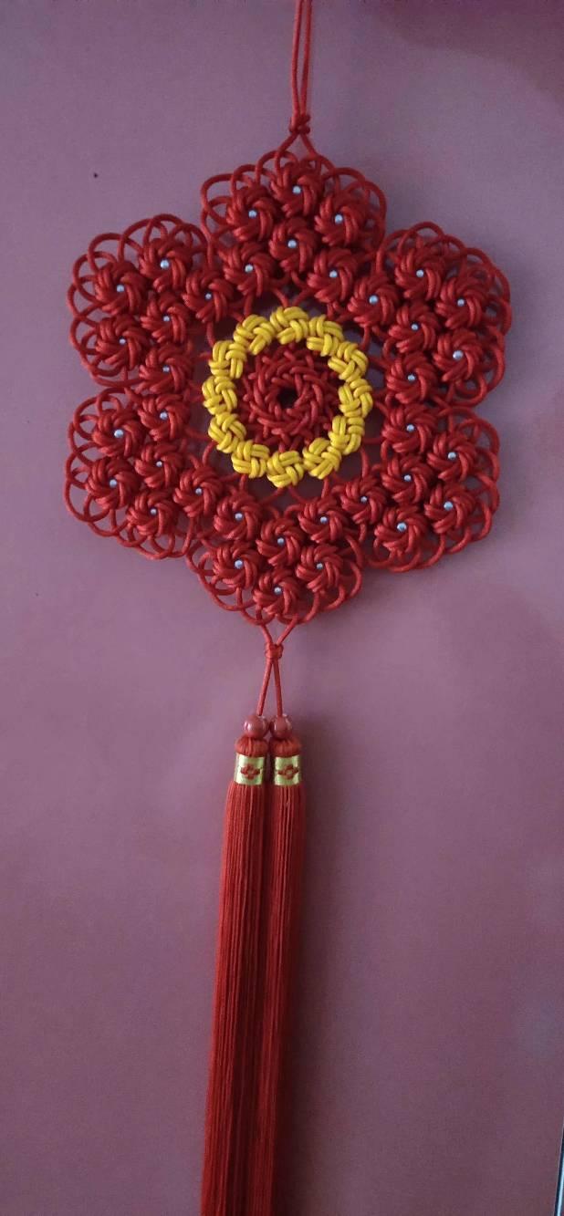 中国结论坛 最近编的 冰花结,冰花结挂饰 作品展示 192911ymixq5rvz5xzgkum