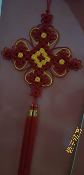 中国结论坛 最近编的 冰花结,冰花结挂饰 作品展示 192913hl5rco71c0ccb0bt