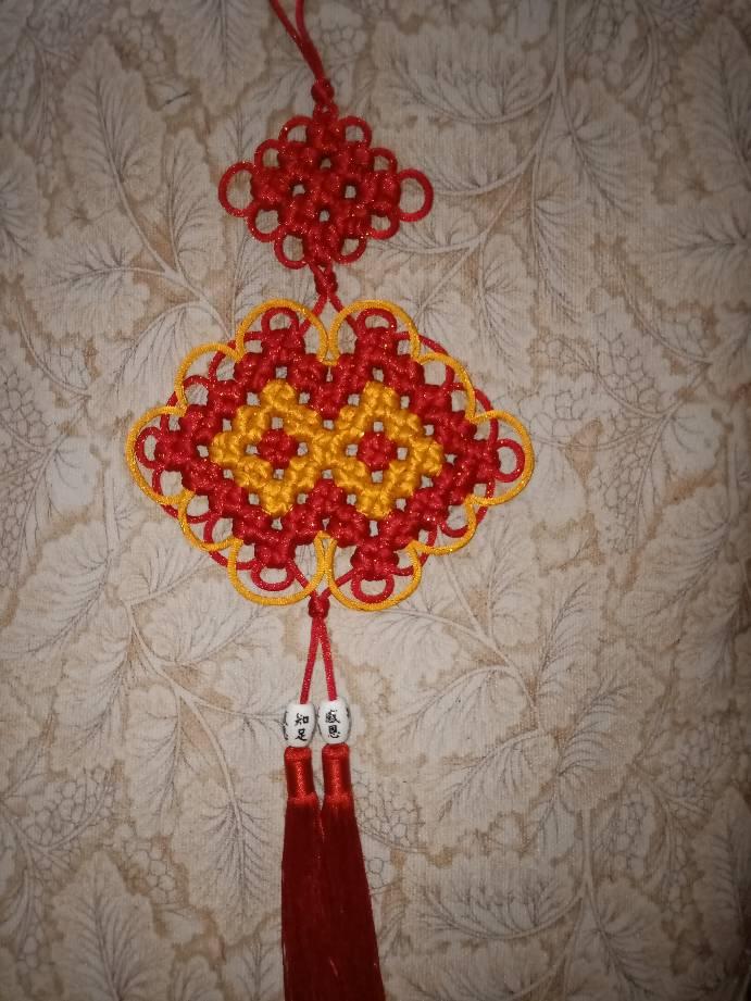 中国结论坛 练习练习, 冰花结,冰花结挂饰 作品展示 122427pmkx03803o3sxzkm