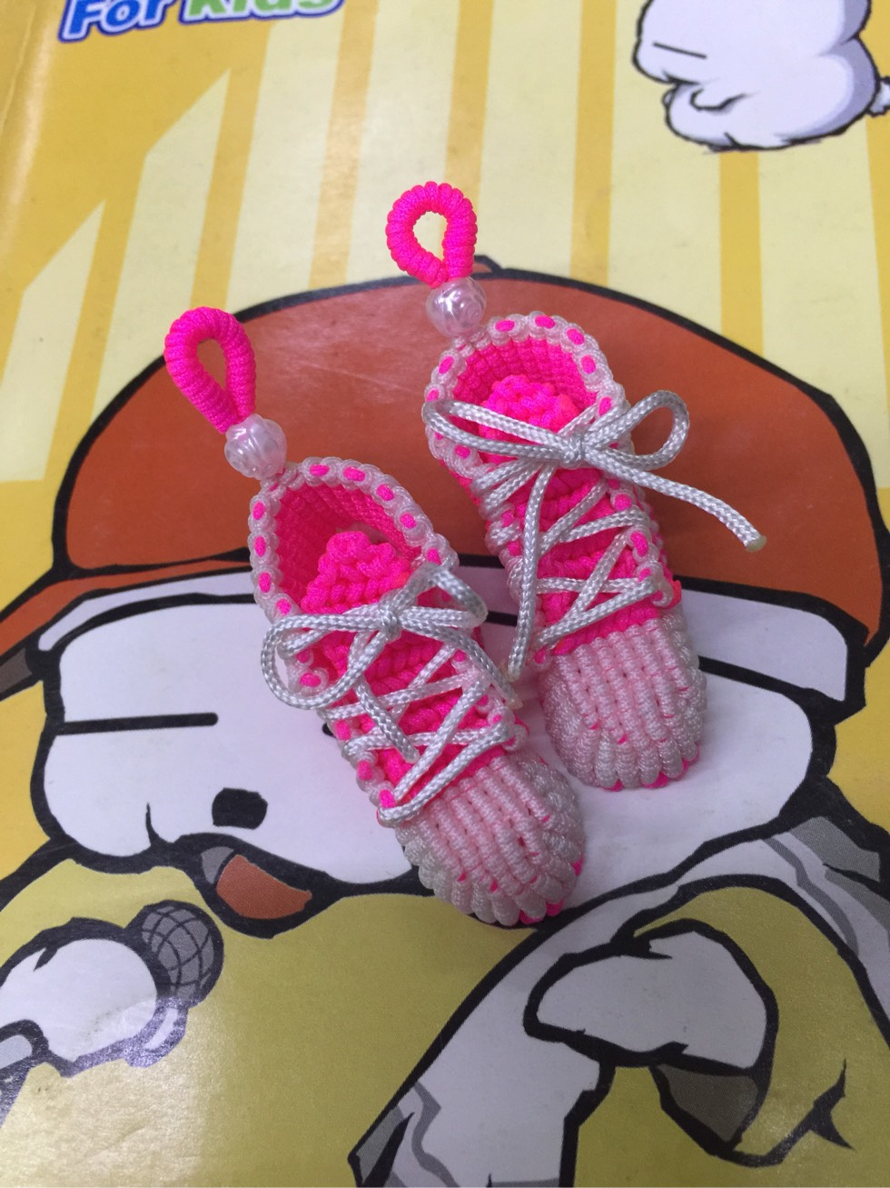 中国结论坛 鞋 小挂件 作品展示 132524hprhk0f0z7ka2i1s