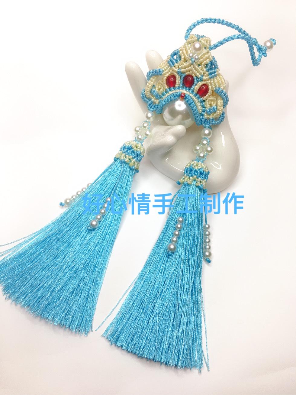 中国结论坛 原创花嫁之婉清 花嫁,镶珠,流苏 作品展示 082950fokgy222gohn2zo7