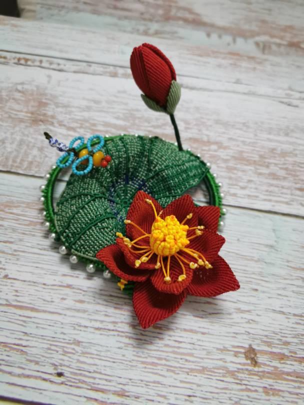 中国结论坛 红莲印象完成 花卉,斜卷结植物 作品展示 224307fqh2j9jxym3qxjqm