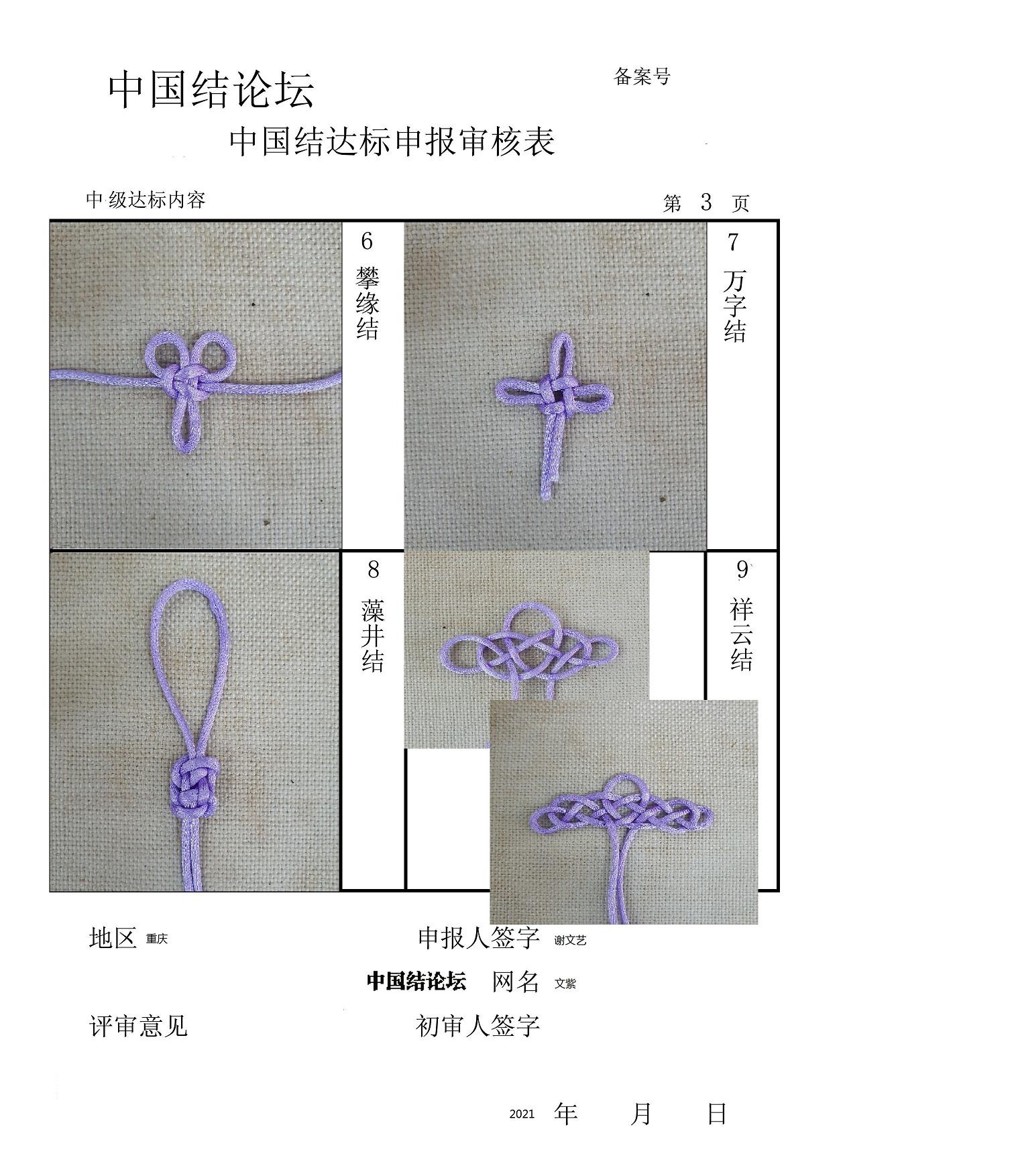 中国结论坛 文紫--中级达标审核稿件  中国绳结艺术分级达标审核 100247tam22266ijnxg32g