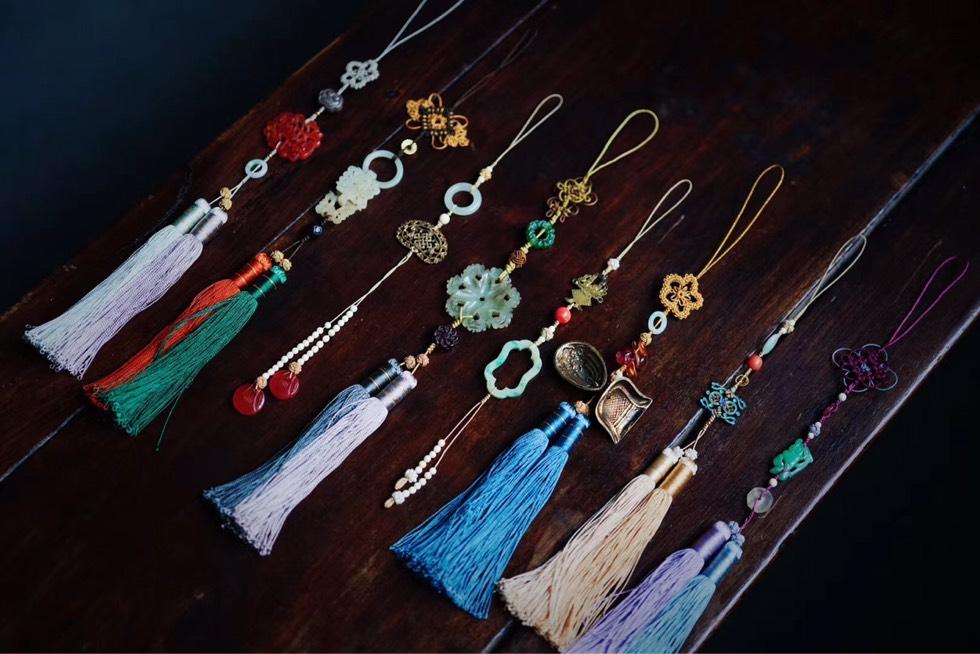 中国结论坛 古玉老银和传统绳结 常用绳结,安全绳结,编绳打结,打绳结,绳结手册 作品展示 115508ylujxurrzjxurx7k