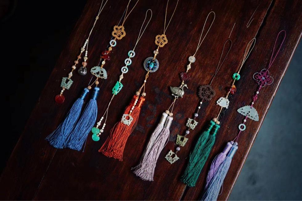 中国结论坛 古玉老银和传统绳结 常用绳结,安全绳结,编绳打结,打绳结,绳结手册 作品展示 115510e177e2zk7z92s5l7