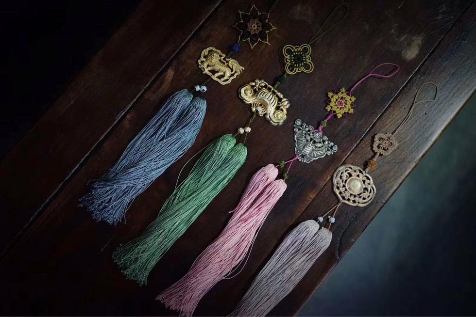 中国结论坛 古玉老银和传统绳结 常用绳结,安全绳结,编绳打结,打绳结,绳结手册 作品展示 115511qy4swwr8skiawhl6