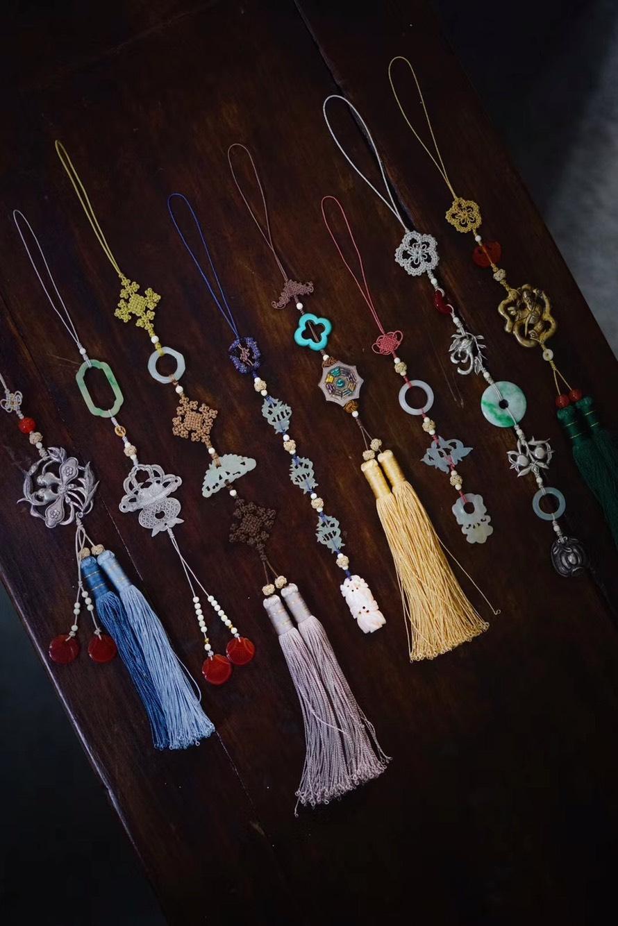 中国结论坛 古玉老银和传统绳结 常用绳结,安全绳结,编绳打结,打绳结,绳结手册 作品展示 115513ba1h90lljz0cl4up
