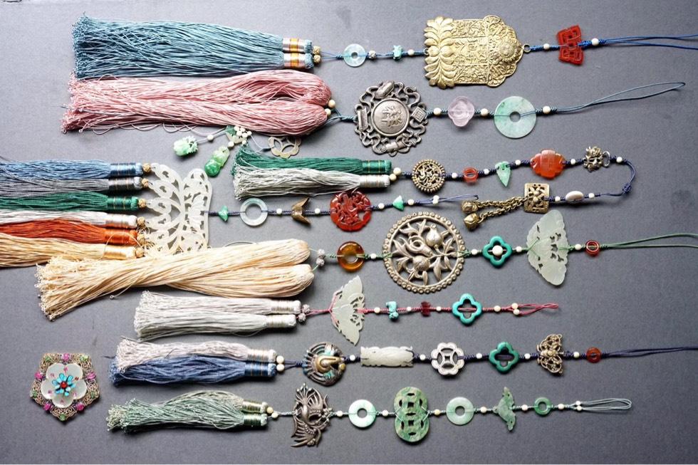 中国结论坛 古玉老银和传统绳结 常用绳结,安全绳结,编绳打结,打绳结,绳结手册 作品展示 115516uyndnono7snusynn