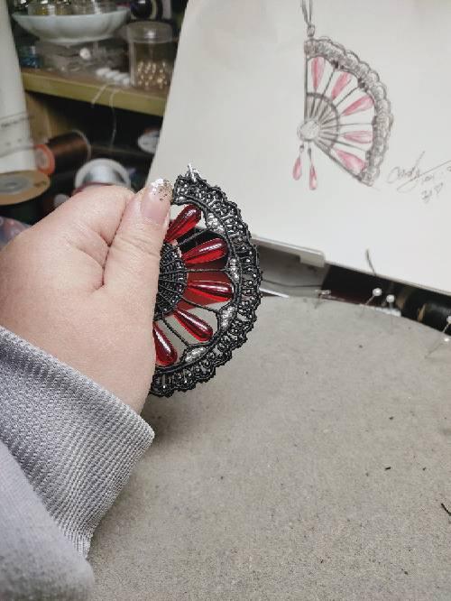 中国结论坛 扇子挂件 佩戴扇子吊坠的含义,扇子手工制作,剑网三扇子挂件,小挂饰扇子编法图解,扇子挂件怎么制作方法 作品展示 151038pt38ene3cii8e0ir