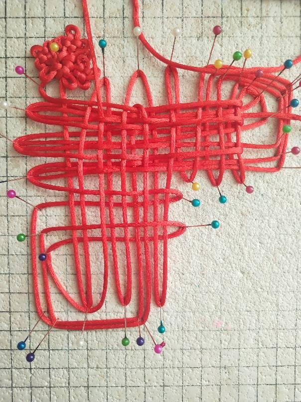 中国结论坛 盘长 盘长结,盘长纹,中国十大吉祥图案,盘长念法,盘长纹图片 图文教程区 101919mnnk3j3fq0nib2kb