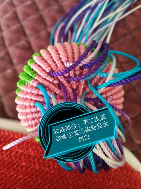 中国结论坛 中国结葫芦的做法 葫芦,斜卷结 图文教程区 190553mqbb7qph424sssq0