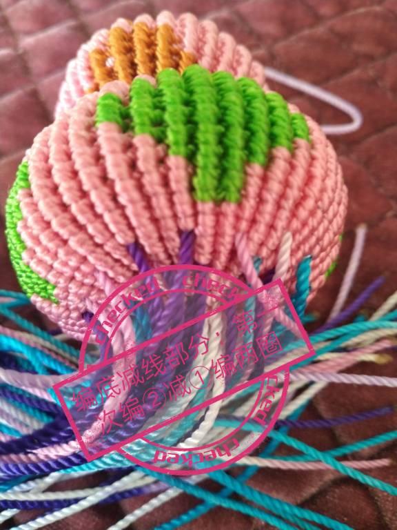 中国结论坛 中国结葫芦的做法 葫芦,斜卷结 图文教程区 190555qx7hqxxq1irbu188