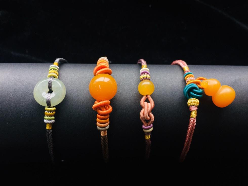 中国结论坛 手链 手链,手镯,小金珠子编手链款式,编织手链,手链怎么编织 作品展示 105657bfp9yafo2m2ozo3o