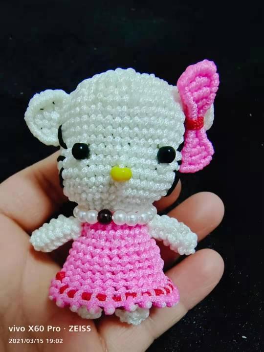 中国结论坛 仿旋转师傅的凯蒂猫 看凯蒂猫,凯蒂猫动画,凯蒂猫玩具,师傅,凯蒂猫床 作品展示 225639e79zs75kp554io8r