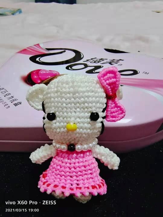 中国结论坛 仿旋转师傅的凯蒂猫 看凯蒂猫,凯蒂猫动画,凯蒂猫玩具,师傅,凯蒂猫床 作品展示 225639puj41eeunymcmece