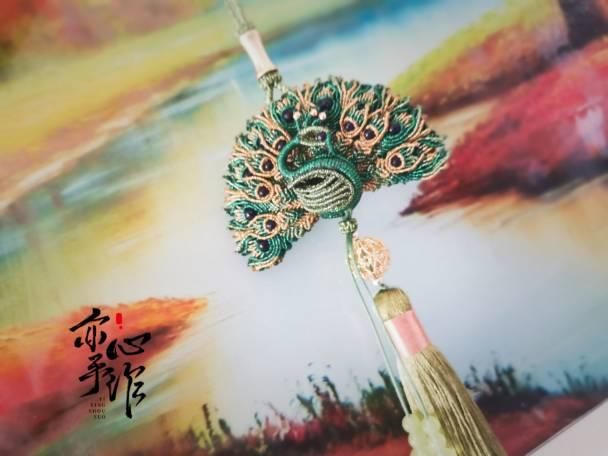 中国结论坛 孔雀香囊挂件 孔雀,玉雕镂空香囊怎么用,古色古香的香包挂件图,镂空的和田玉香囊 作品展示 072929kuow1uynl9uyexnn