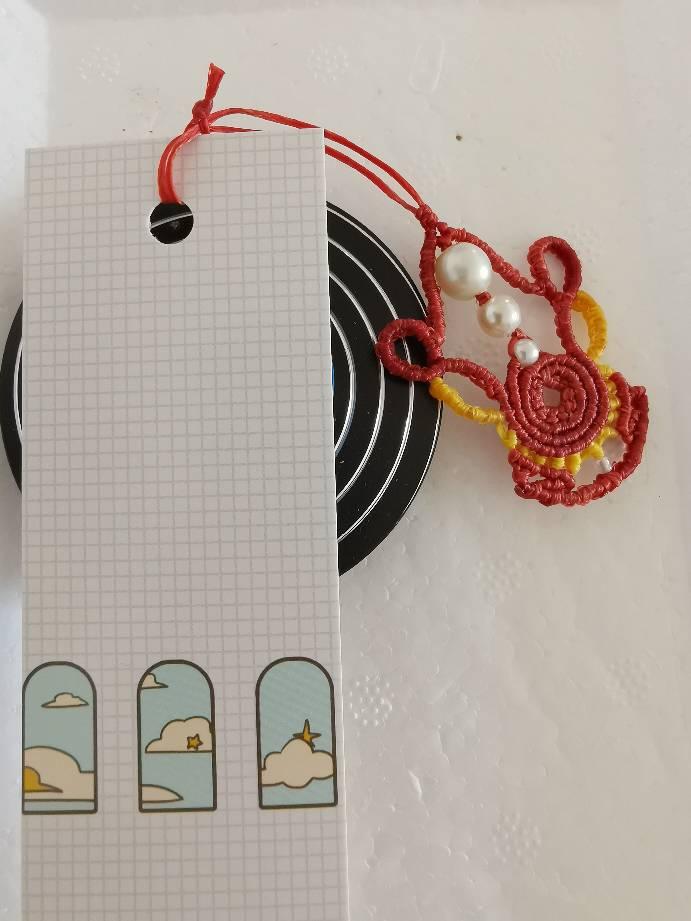 中国结论坛 我做的小挂件都被孩子做成了书签-4 袋子里的孩子,孩子能做成什么东西,小男孩翡翠挂件 作品展示 135654qeaetuleenlkeace