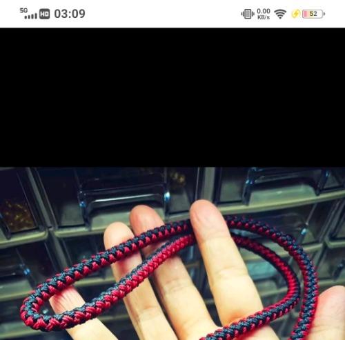 中国结论坛 求编法 这一款挂绳是怎么编 编织吊坠挂绳,最简单的吊坠绳子编法,蛇结编法图解视频,吊坠绳子编织,长命锁的红绳编法教程 结艺互助区 034833jorx121117jg210v