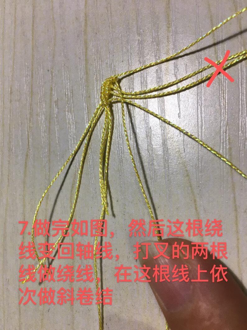 中国结论坛 小花教程第二种 教程,折小花,钩针小花,绣一朵简单的小花,一步一步教画小花 图文教程区 102836snn9m738br3qlnbr