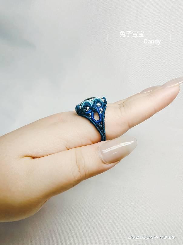 中国结论坛 拉长石立体戒指 折钻石戒指最简单折法,拉长石戒指,拉长石手工编织教程,戒指怎么折简单漂亮,折一只戒指 作品展示 102005qofcfxol9h9lr14c