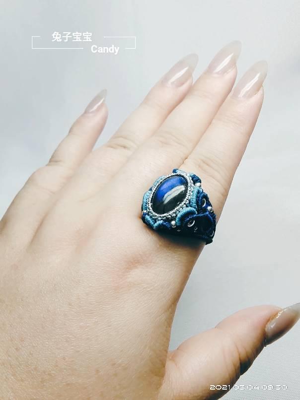 中国结论坛 拉长石立体戒指 折钻石戒指最简单折法,拉长石戒指,拉长石手工编织教程,戒指怎么折简单漂亮,折一只戒指 作品展示 102006u8c7bunnnejez7jq
