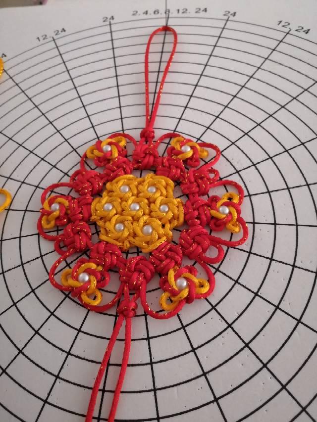 中国结论坛 锁结藻井结练习  作品展示 074439qcvict57kr71ri5z