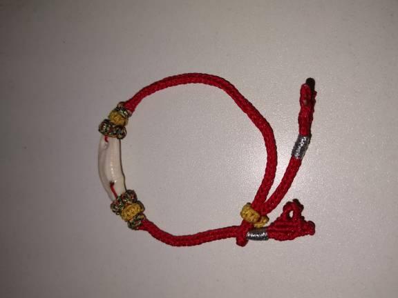 中国结论坛 狗牙手链 手链 作品展示 182158gicls33r31sres2l