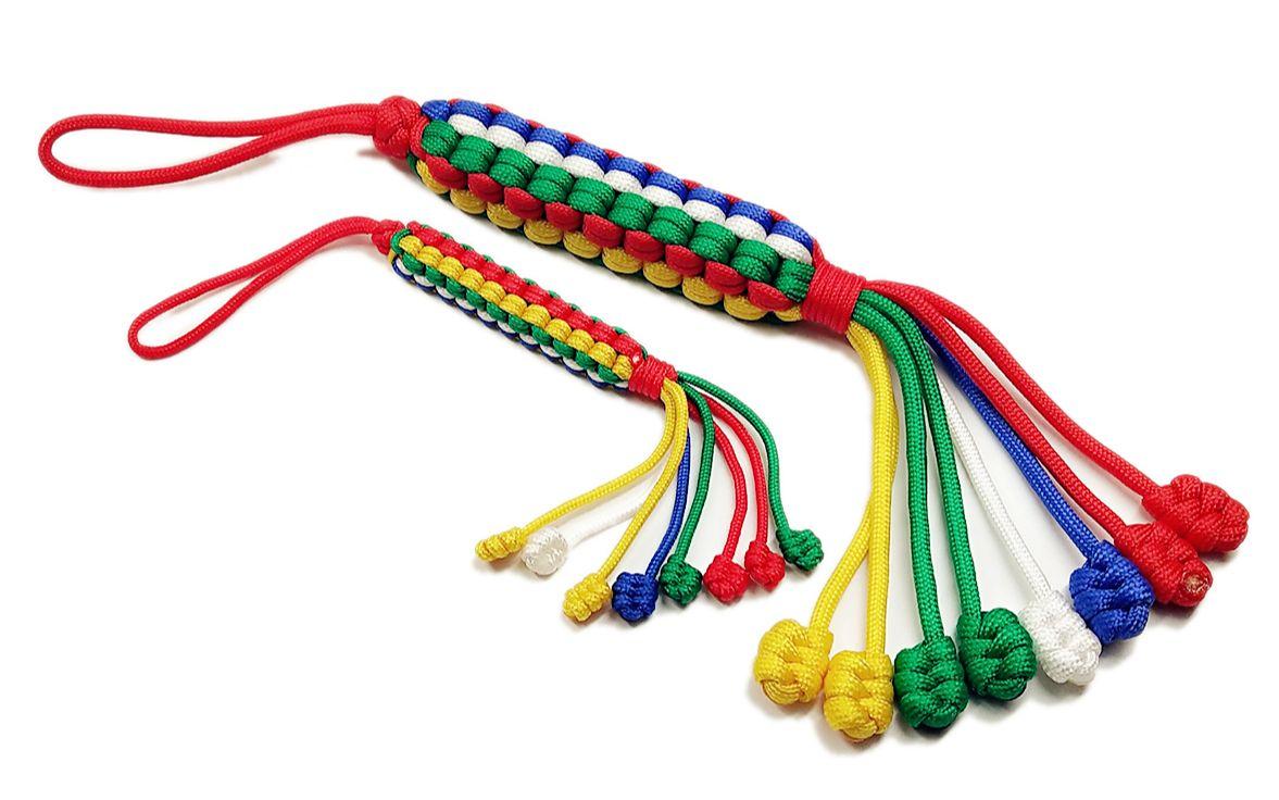 中国结论坛 藏式五彩方柱伞绳挂件完整编法分享,人人都能学会 伞绳手链,织挂件,手工编绳漂亮的挂件,怎样编钥匙扣挂件,伞绳立体挂件 视频教程区 185915lffhh50ovbfphghj