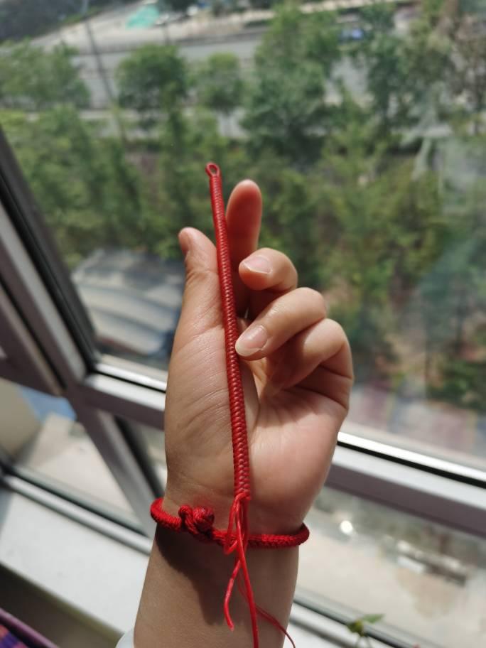 中国结论坛 金刚结 最简单的收尾结,吊坠绳扣大全,红绳手链编法,纽扣结编法,金刚结收尾 作品展示 195647bv55z88jnsznjeds