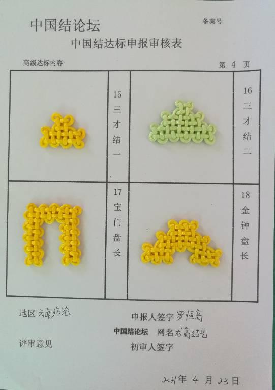 中国结论坛 龙高结艺—高级达标申请稿件  中国绳结艺术分级达标审核 082601dha88kokppqz9hh9