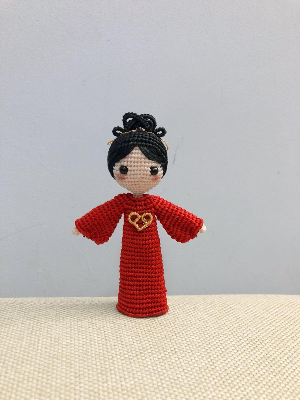 中国结论坛 明朝皇后 大明皇后列表排名表,朱瞻基与孙皇后的爱情,明朝皇后大婚服饰 作品展示 153434o32ccgto1u321twm