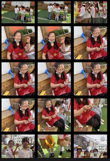 中国结论坛 六一快乐!小学校活动纪实~包粽子 包粽子需要什么材料,包粽子的配料有哪些,包粽子的步骤,包粽子,包粽子用什么米 结艺网各地联谊会 073439wbnkiswq3vw6gqsq
