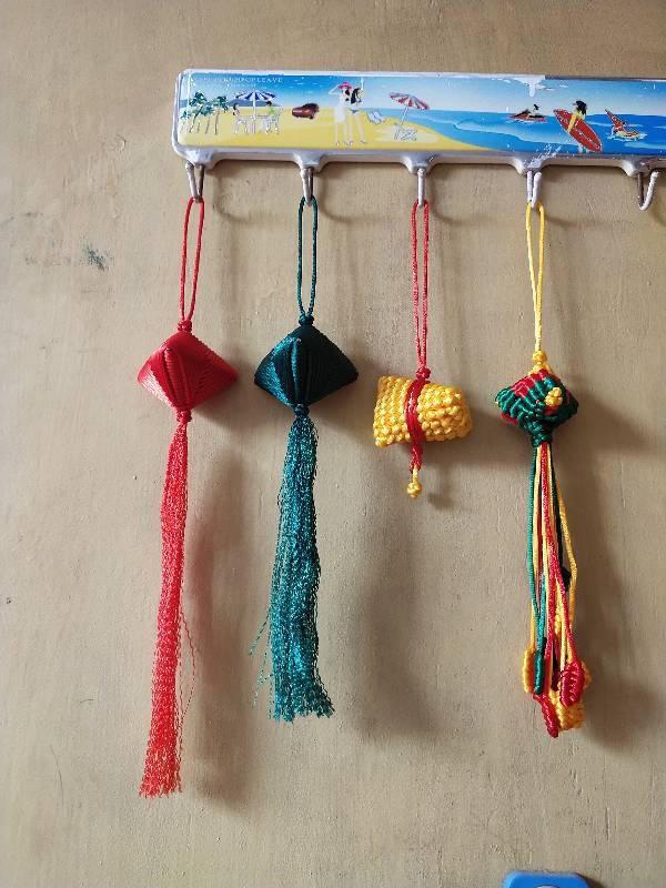 中国结论坛 粽子的三种编法 编绳小粽子,粽子编织绳的编法,手工编织粽子怎么编 作品展示 101354tellillpn9nvlp4u