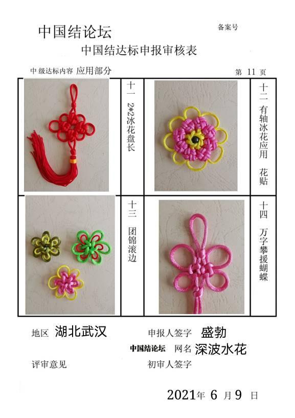中国结论坛 深波水花中级达标申请  中国绳结艺术分级达标审核 104543olndddmggzsc5dnk