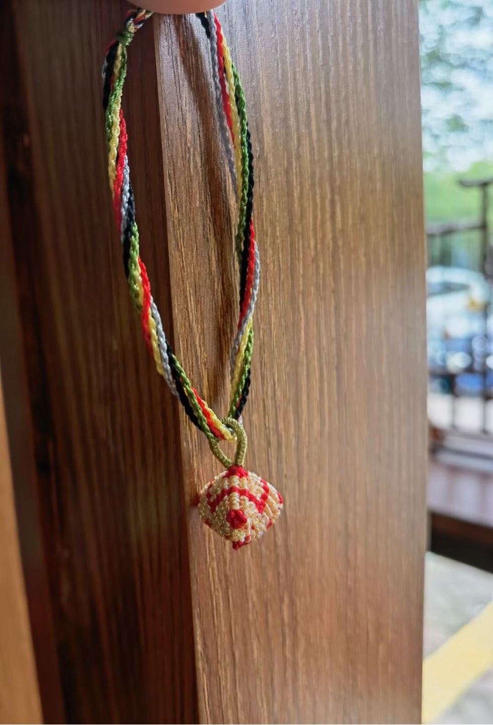 中国结论坛 端午来个辟邪五彩绳 什么属相不能佩戴朱砂,五彩绳手链编法,端午节五彩绳 作品展示 162903h050x7265xuw0zvz