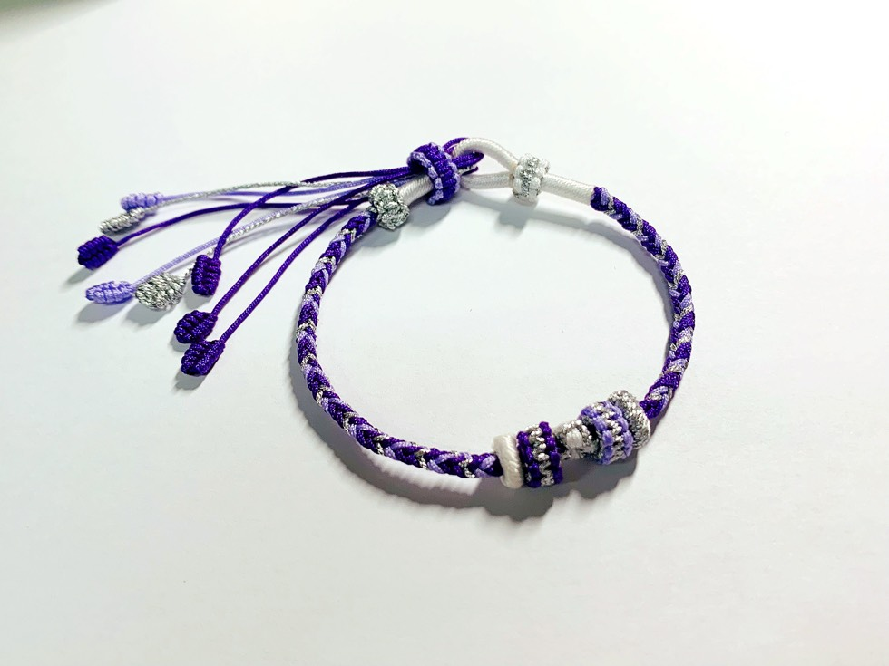 中国结论坛 紫色系手链,今日新作 手链,紫色系颜色名称,紫色系分类,紫色系名称,手链系扣 作品展示 200831uk0382tc1g0e4zez
