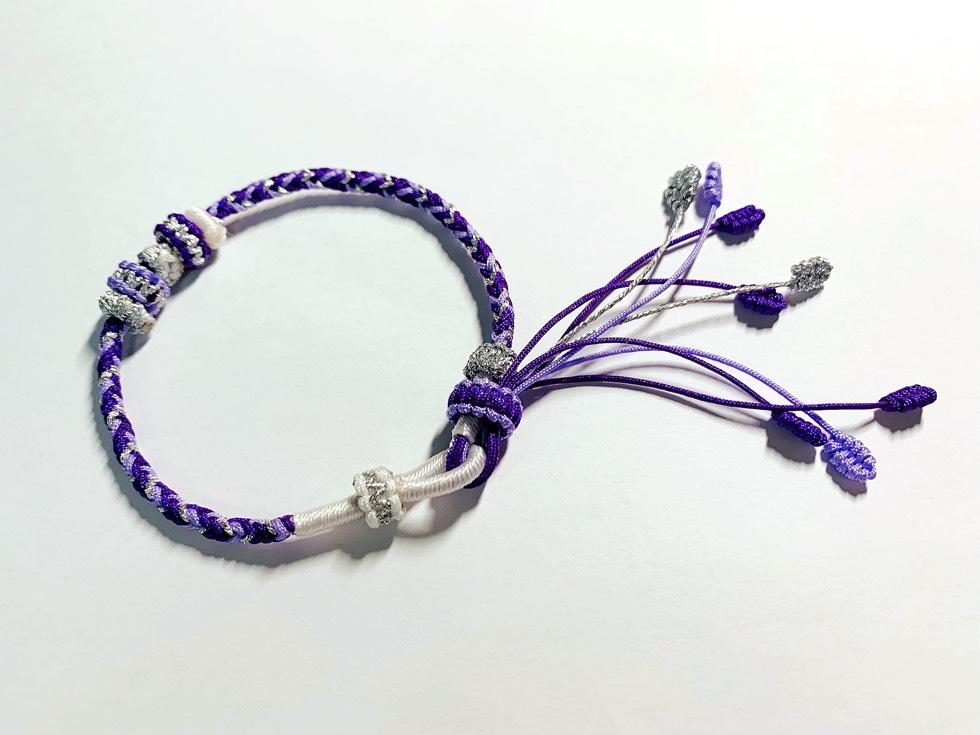 中国结论坛 紫色系手链,今日新作 手链,紫色系颜色名称,紫色系分类,紫色系名称,手链系扣 作品展示 200832j833qx5qqnpn6855