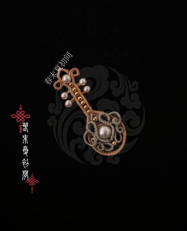 中国结论坛 《琴瑟》琵琶挂饰 挂饰,手工挂饰,琴瑟琵琶是成语吗,琴瑟琵琶的对联,魑魅魍魉 琴瑟琵琶 作品展示 165647dcwxqdc7kdrwbpga