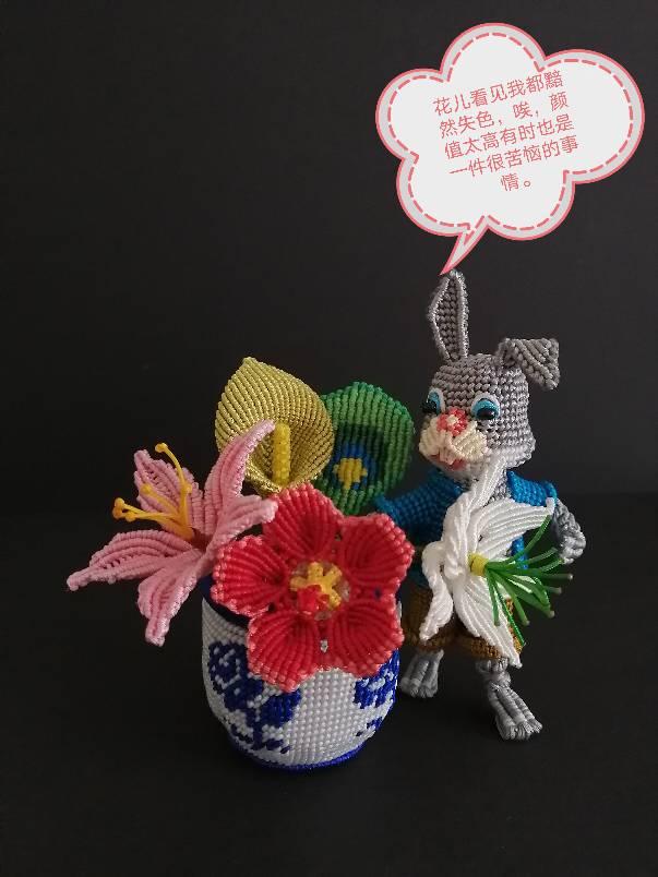 中国结论坛 兔子,小车,花缸教程 教程,兔子花怎么打,和兔子有关的花图片,兔子花刀图片,兔子花是什么花 图文教程区 142550hzdmqkeds8kv3tue