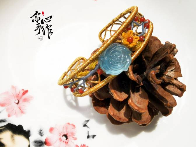 中国结论坛 海蓝宝手镯 且末蓝和田玉市场价格,顶级海蓝宝,海蓝宝石,海蓝宝怎么看品相 作品展示 140444mzx3zhakha8qkae3