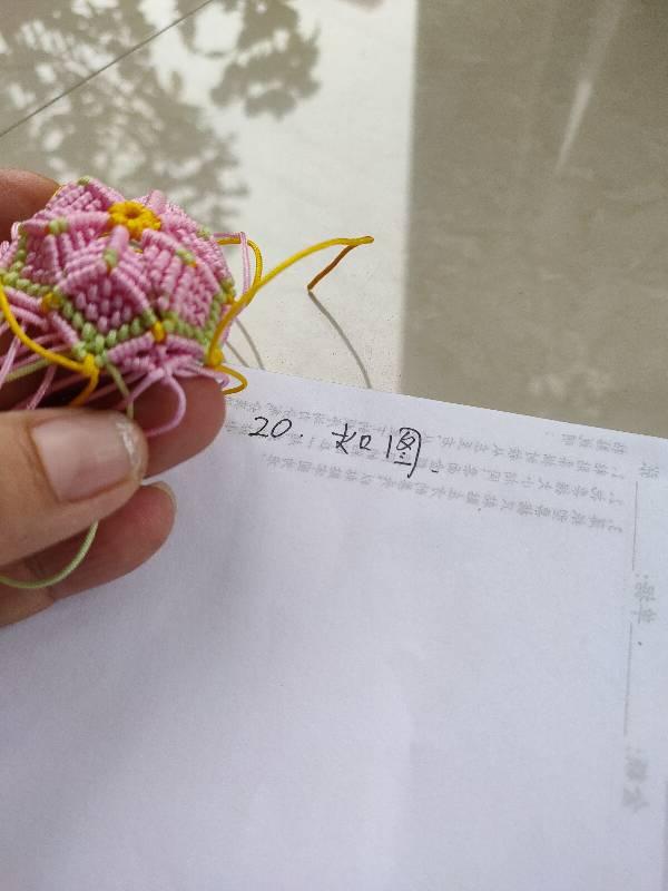 中国结论坛 六角花香囊 民间香包大全图片,制作香囊的步骤方法,香囊可以随便送吗,内六角螺栓,最全安神助眠香囊配方 图文教程区 163906t1mb2v7zdfy1zmdy