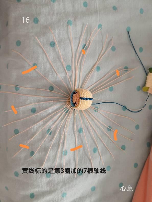 中国结论坛 抗疫天使教程 教程,白衣天使简笔画,抗疫为主题的绘画图片,疫情白衣天使图画 立体绳结教程与交流区 210638l9wdixj7v2wcx290