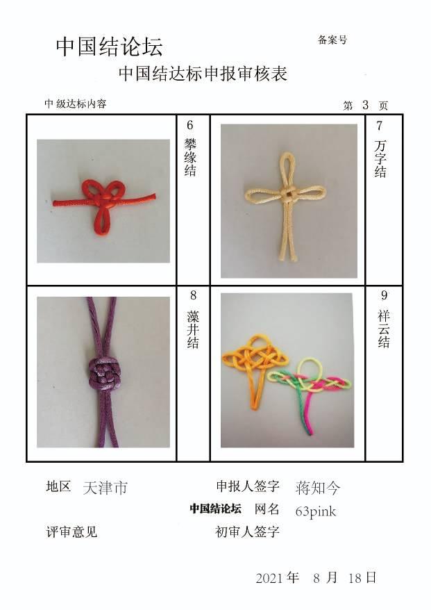 中国结论坛 63pink--中级达标申请稿件  中国绳结艺术分级达标审核 145818fcyvmwg4c4jcga4g