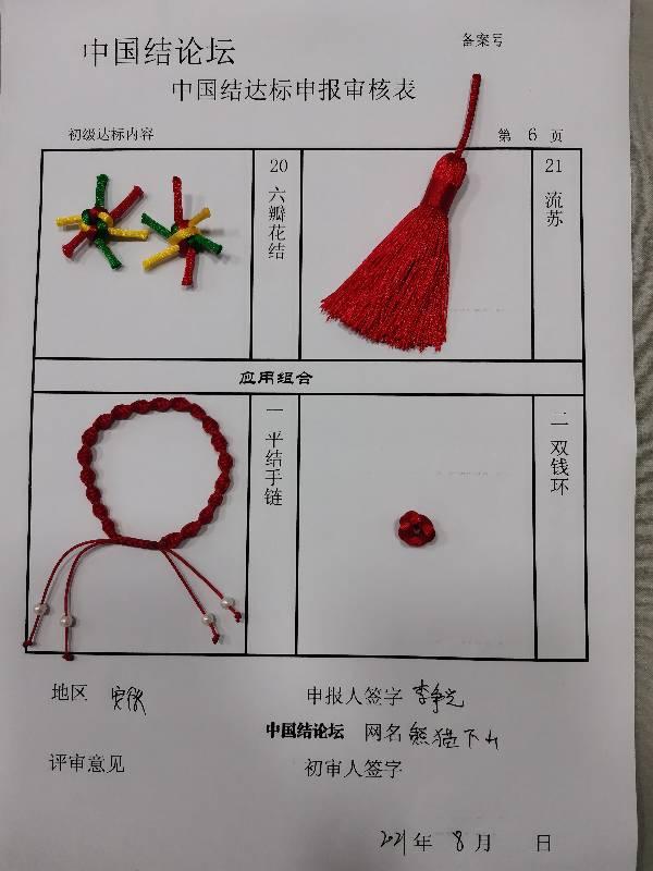 中国结论坛 熊猫下山的初级资料  中国绳结艺术分级达标审核 203753hkp041j0nk001up6