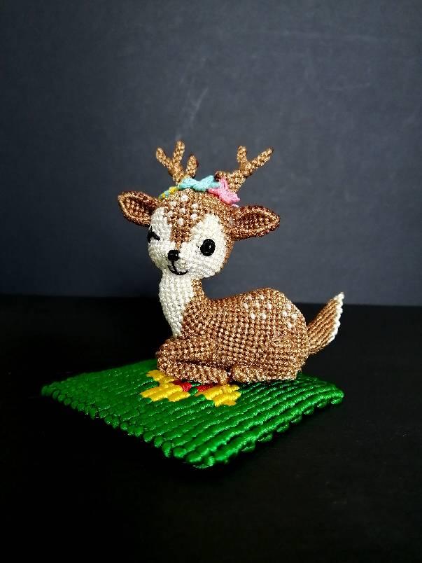 中国结论坛 一鹿相伴 一鹿相伴魔盒,一鹿相伴啥意思,一鹿有你一路相伴,鹿的美好寓意祝福,一鹿有你一生相伴 作品展示 132520cvuvukiwzds1icvu