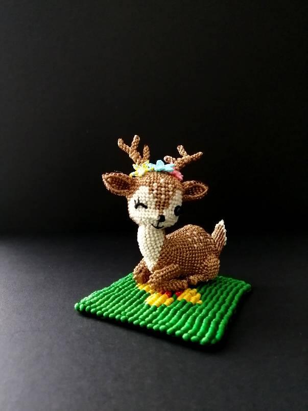 中国结论坛 一鹿相伴 一鹿相伴魔盒,一鹿相伴啥意思,一鹿有你一路相伴,鹿的美好寓意祝福,一鹿有你一生相伴 作品展示 132522amfiimlfmfway8ai