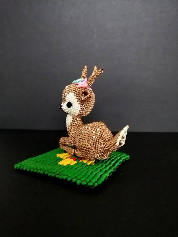中国结论坛 一鹿相伴 一鹿相伴魔盒,一鹿相伴啥意思,一鹿有你一路相伴,鹿的美好寓意祝福,一鹿有你一生相伴 作品展示 132522m0xq3gkkoszolygk